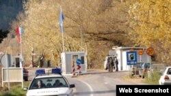 Granica između BiH i Hrvatske u Doljanima