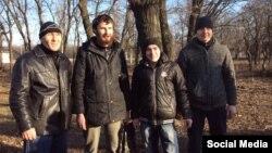 Четверо українських військових звільнених із полону 20 лютого