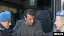 Капітана Скеттіно заарештували наступного дня після катастрофи 13 січня