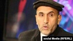 محمد نذیر احمدزی عضو ولسی جرگۀ افغانستان