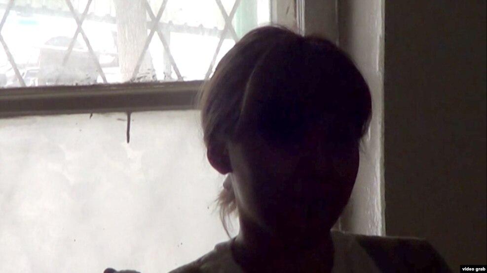 девочка попала в рабство видео