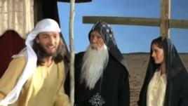 "Imagine din filmul ""Inocența musulmanilor"""