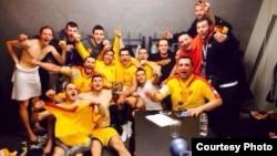 Macedonia - Macedonian handball team.