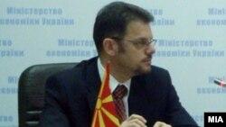Министерот за финансии Зоран Ставревски