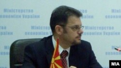Зоран Ставревски, Министер за финансии