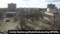 The Ukrainian city of Pripyat near the Chornobyl nuclear plant is still abandoned to this day.