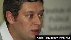 Вячеслав Абрамов, главный редактор журнала Vласть.
