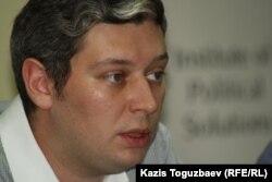 Вячеслав Абрамов, главный редактор интернет-журнала «Vласть».