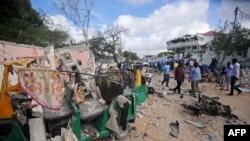 Napad u Magadišu 15. juna 2017.