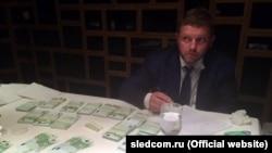 Губернатор Кировской области Никита Белых после задержания в московском ресторане