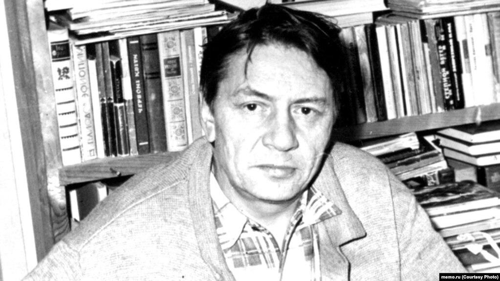 Виктор Некипелов