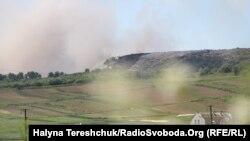 Пожежа на Грибовицькому сміттєзвалищі, ілюстративне фото