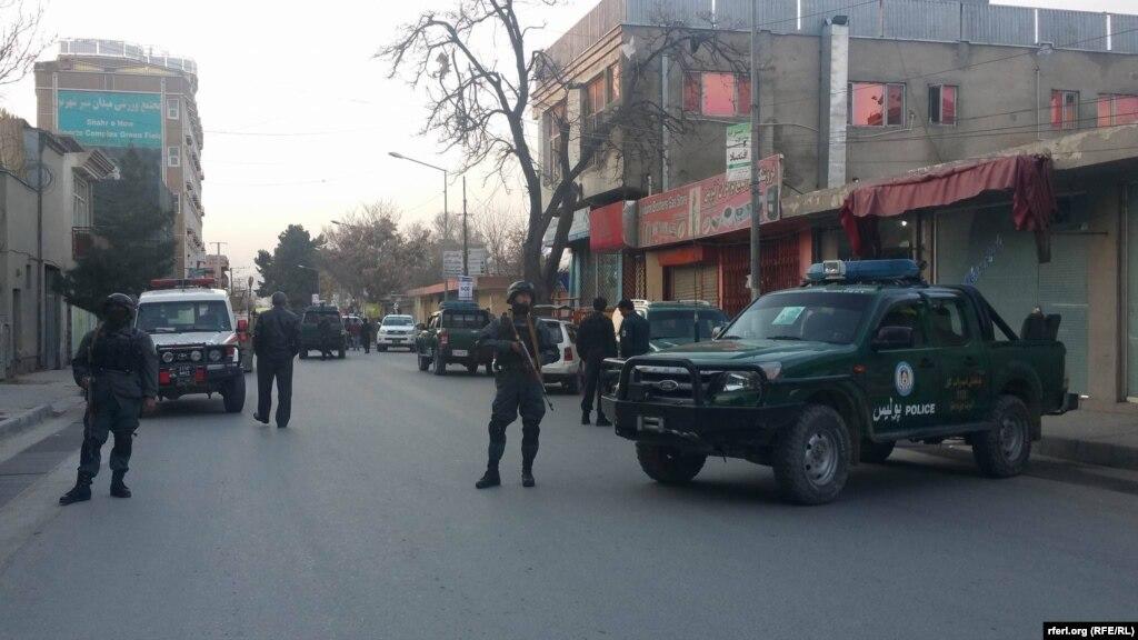 مجروح: در انفجار تایمنی کابل ۱ تن کشته و ۱۱ تن زخمی شدهاند