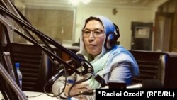 فاطمه اکبری، معاون والی دایکندی