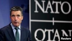NATO-nun Baş Katibi Andres Fogh Rasmussen