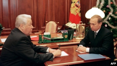 A Can Do Person How The West Reacted To Putin 15 Years Ago