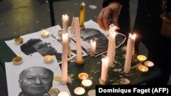 Charlie Hebdo таҳририятига ҳужум чоғида ўлдирилган карикатурачилар