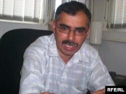 Марат Мамадшоев, редактор издания «Азия-Плюс».