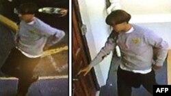 Չարլսթոնի եկեղեցում կրակոցների համար կասկածվող անձը անվտանգության տեսախցիկների պատկերած կադրերում