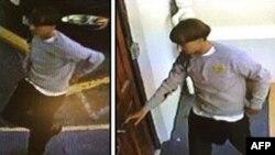 Поліція оприлюднила зображення підозоюваного нападника з камер спостереження