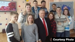 Встреча с избирателями. Сахалинский государственный университет