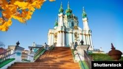 Андріївська церква у Києві (ілюстраційне фото)