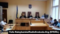 Ватажків «ЛНР» знову не можуть заочно судити через самовідвід суддів, засідання у Дніпрі, 12 вересня 2017 року