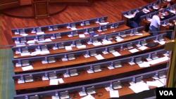 Pamje nga Kuvendi i Kosovës, foto nga arkivi