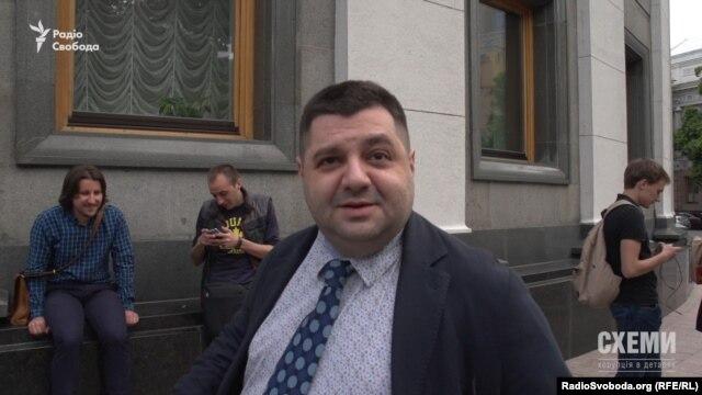 Народний депутат від БПП Олександр Грановський