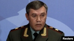 General Valery Gerasimov, chief of the Russian General Staff, is one of the principal names on the EU's newest list.