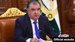Таџикистанскиот претседател Емомали Рамон