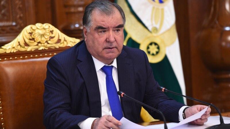 Tajik Lawmakers Approve Bill Banning Russified Surnames photo