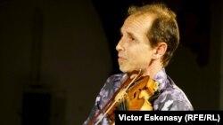 Gilles Apap la Academia de Muzică Kronberg