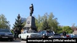 Ралли советских автомобилей в Севастополе