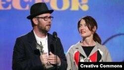 فیلم « دختر خانوم کوچولو» جایزه بهترین فیلم خارجی را دریافت کرد.