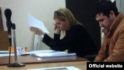 Саидмаъруф Саидов ҳамроҳи вакили дифоъ