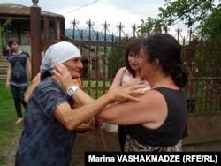 Две матери. Лиана Хурцидзе и Линда Стоун