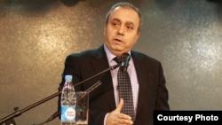 Член парламентской фракции АНК, бывший премьер-министр Армении Грант Багратян