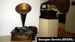 ქართული ხალხური სიმღერისა და საკრავების სახელმწიფო მუზეუმის ექსპონატები