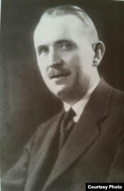 Onisifor Ghibu (Foto: I. Țurcanu, M. Papuc, Basarabia în actul Marii Uniri de la 1918)