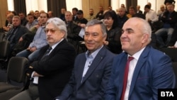 Александър Тумпаров, Георги Попов и Михаил Тодоров