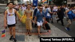 Гей-парад в Тайпее