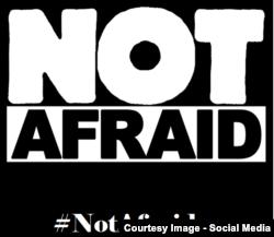 Titlul unei petiții anti-terorism ce circulă via Twitter și Facebook
