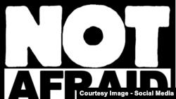 """""""Not Afraid"""", petiția lansată după atacurile teroriste de la Paris, din 2015"""