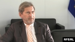 EU Neighborhood Policy and Enlargement Negotiations Commissioner Johannes Hahn