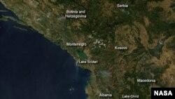 Granica Kosova i Crne Gore
