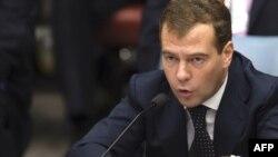 Дмитрий Медведев выступил с трибуны ООН на 64-й Генассамблее