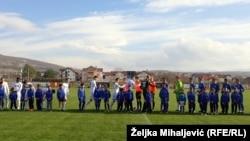 Utakmica između Hajduka i Troglava u Livnu