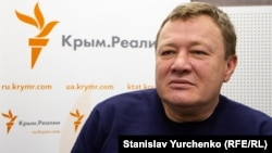Крымскотатарский активист Риза Асанов