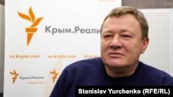 Крымскотатарский активист Риза Асанов. Архивное фото